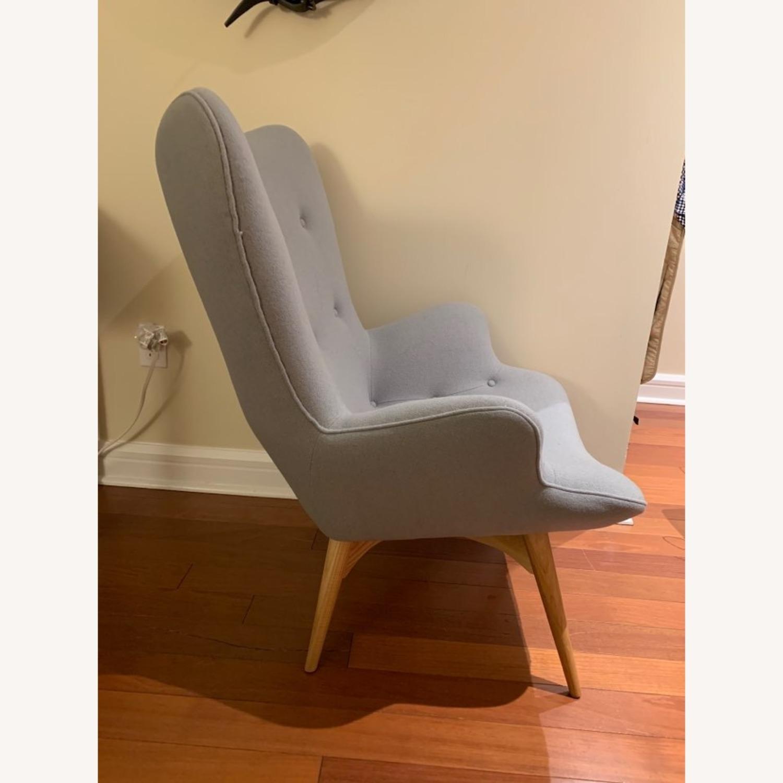 Chelsea Bespoke Fabric Chair - image-2