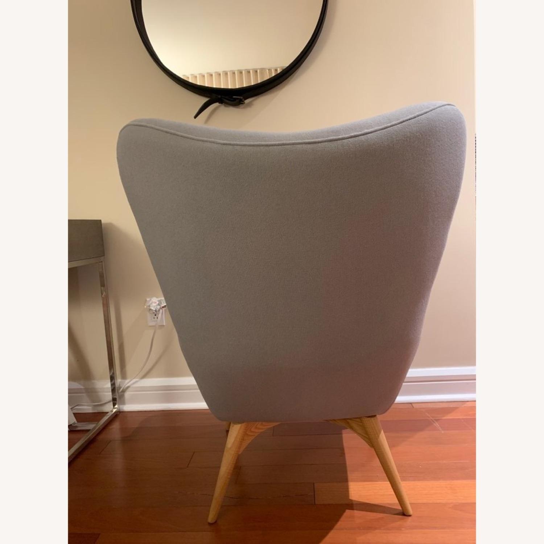 Chelsea Bespoke Fabric Chair - image-6