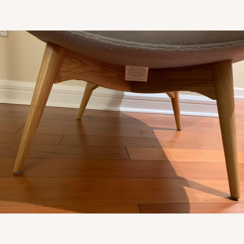 Chelsea Bespoke Fabric Chair - image-7