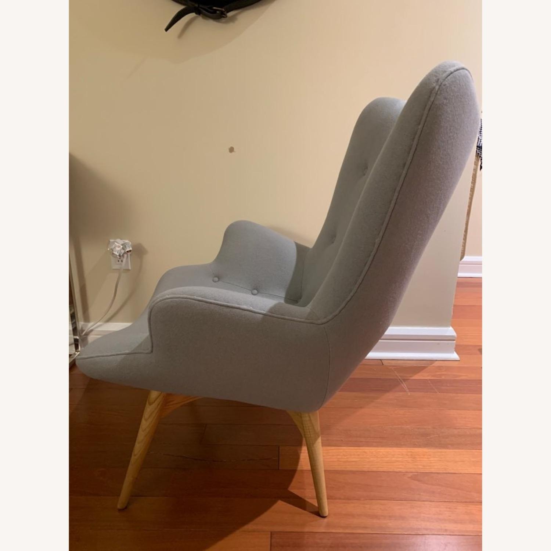 Chelsea Bespoke Fabric Chair - image-3