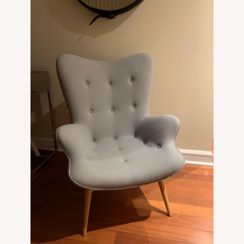 Chelsea Bespoke Fabric Chair - image-1