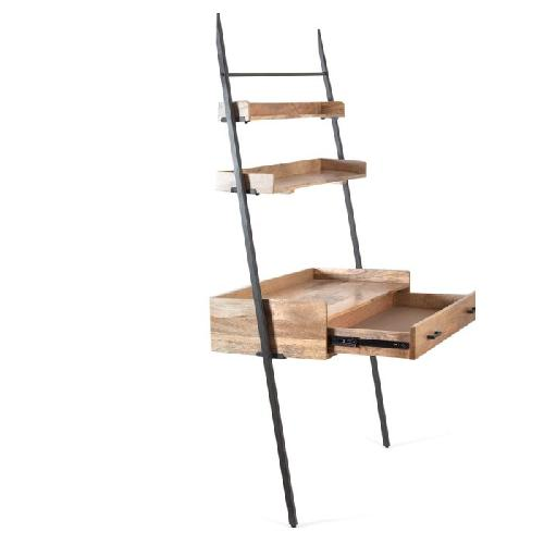 Used Wayfair Karamo Solid Wood Ladder Desk for sale on AptDeco