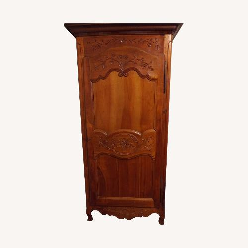 Used French Revolution-era Wardrobe for sale on AptDeco