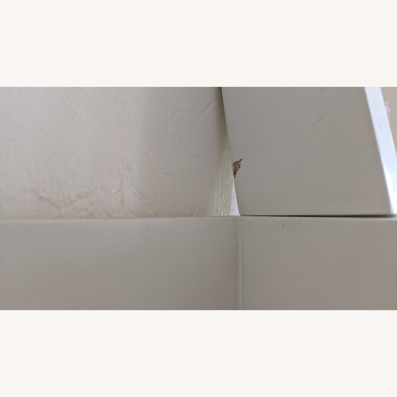Pottery Barn White Studio Wall Shelf - image-3