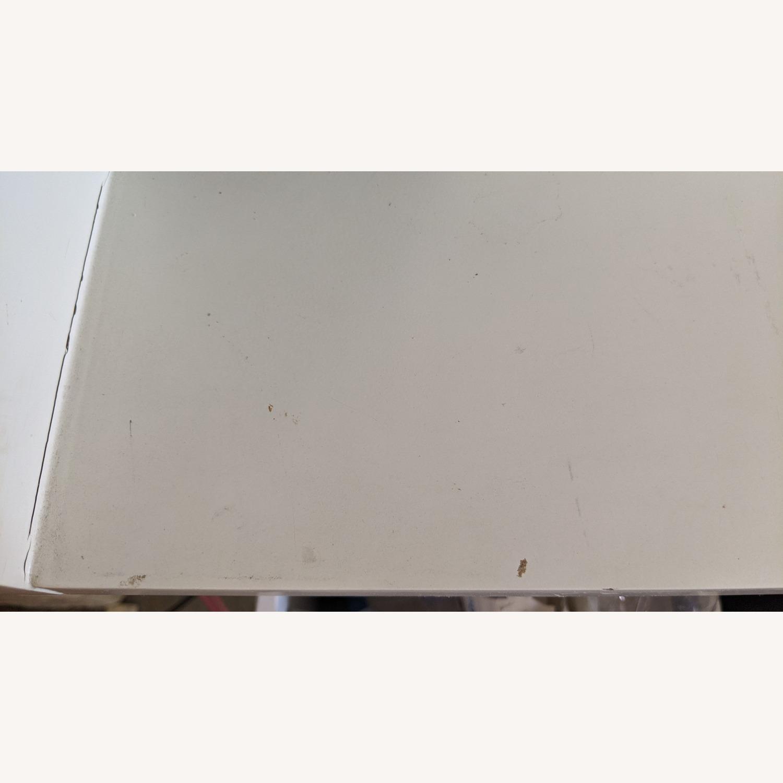 Pottery Barn White Studio Wall Shelf - image-4