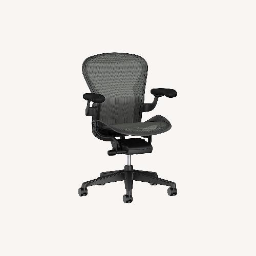 Used Herman Miller Aeron Chair for sale on AptDeco