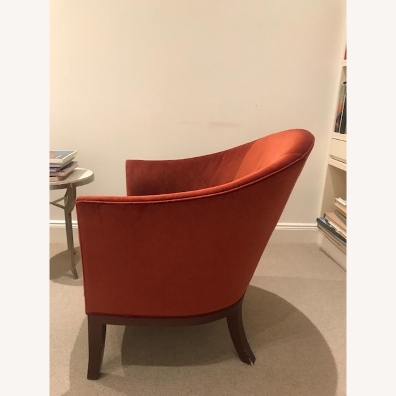 Brunschwig Tub Chairs