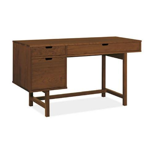 Used Room & Board Ellis Walnut Desk for sale on AptDeco