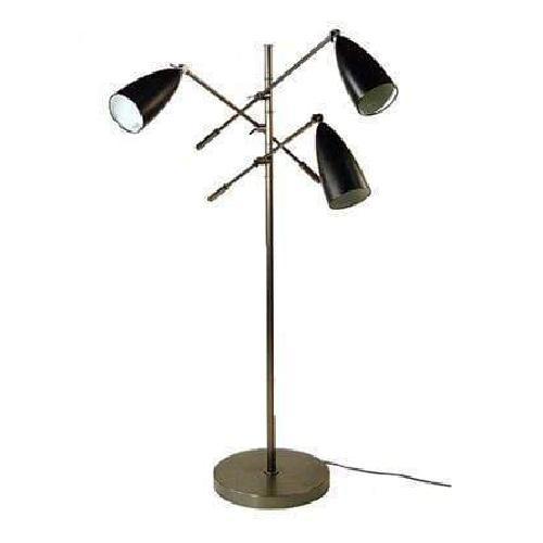 Used Organic Moderism Trilight Floor Lamp for sale on AptDeco
