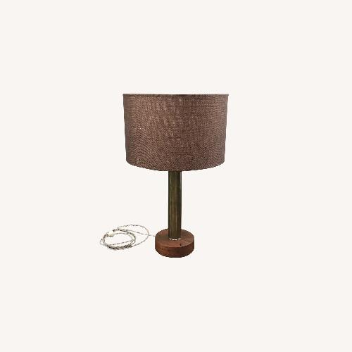 Used Schoolhouse Electric Great Jones Table Lamp for sale on AptDeco