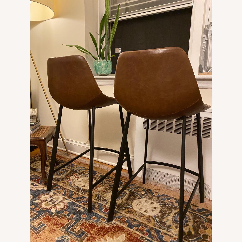 Gingko Furniture Mid Century Dining Stools