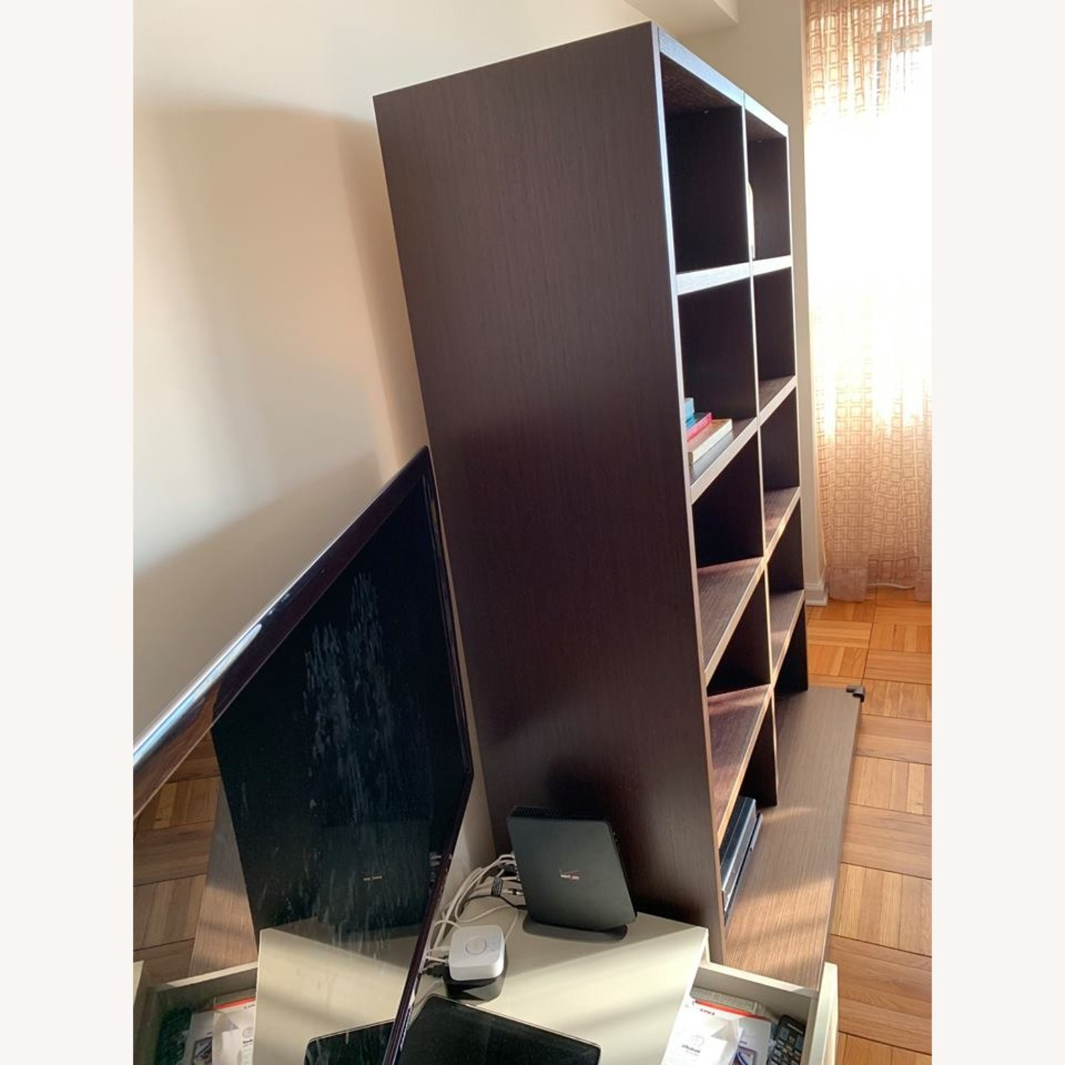 Jesse Chicago Custom Italian TV Wall Unit - image-3