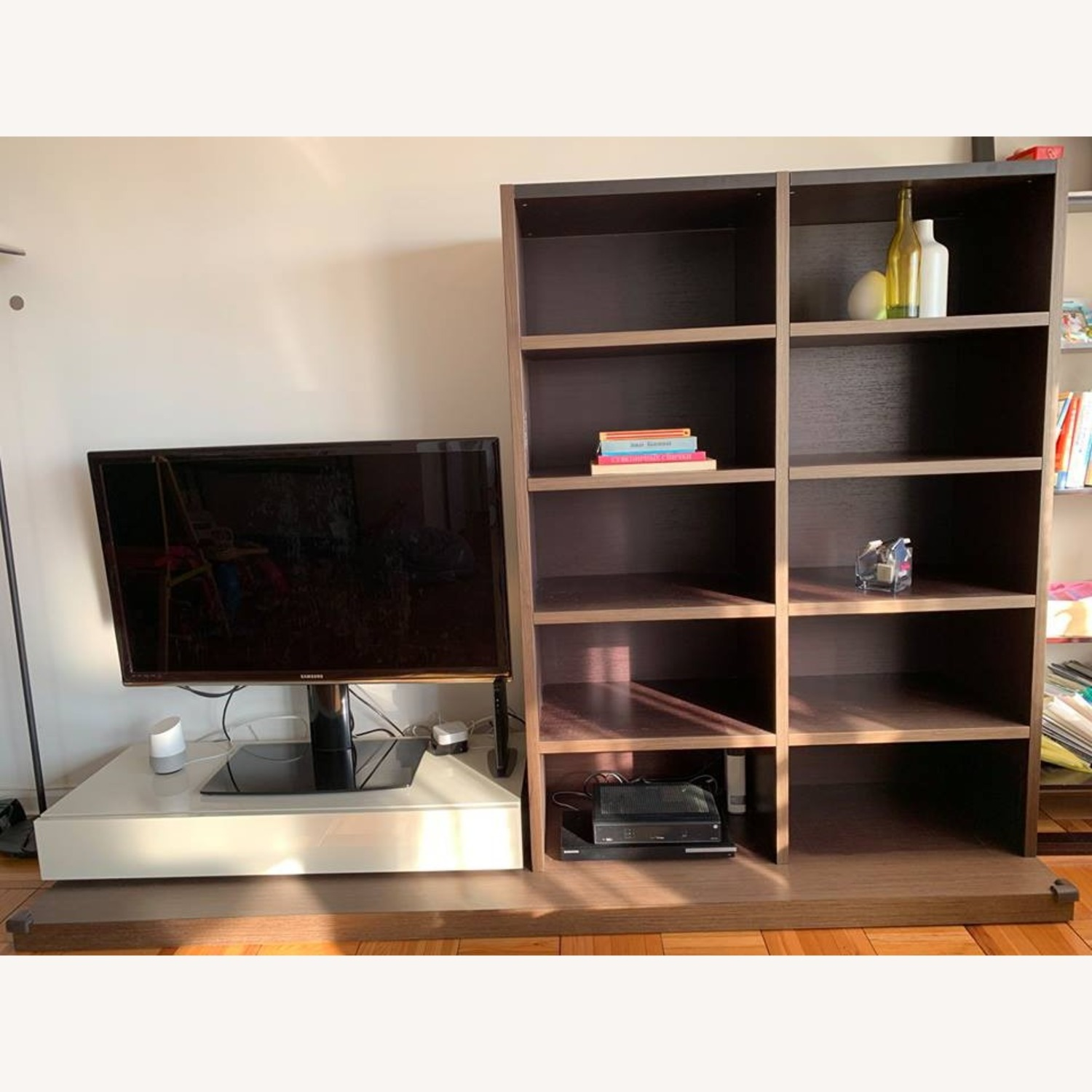 Jesse Chicago Custom Italian TV Wall Unit - image-1