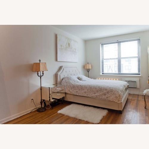 Used China Furniture & Arts Bed Frame & Headboard for sale on AptDeco