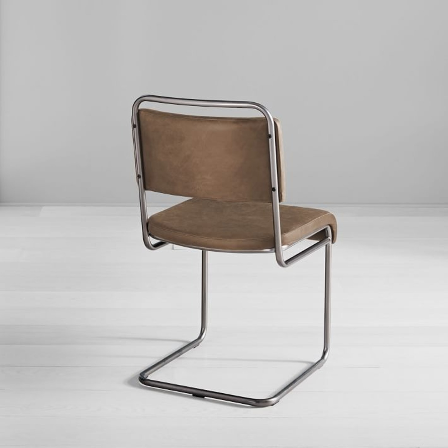 West Elm Industrial Cantilever Dining Chair