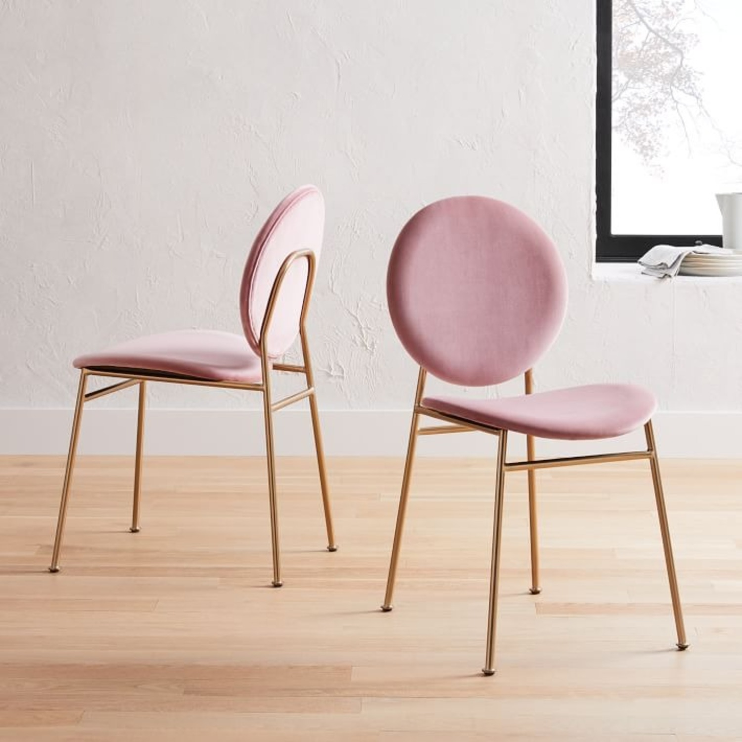 West Elm Ingrid Dining Chair - image-1
