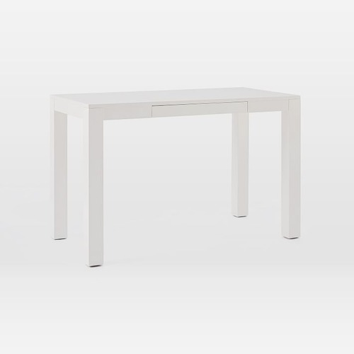 Used West Elm Parsons Desk for sale on AptDeco