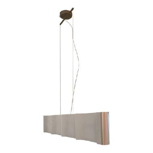 Used Studio Italia Modern Linear Pendant for sale on AptDeco