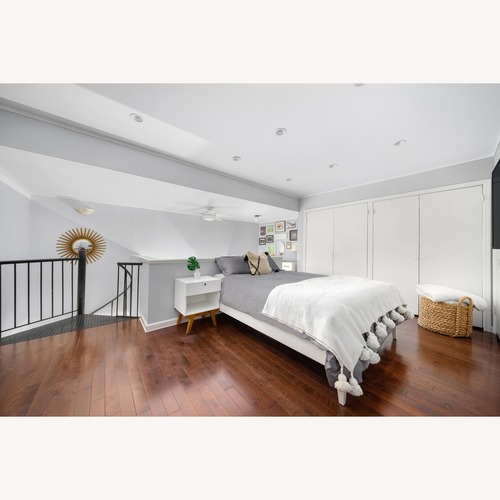 Used West Elm Simple Bed Frame for sale on AptDeco