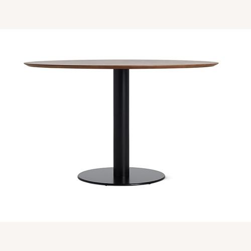Used Design Within Reach Stua Walnut Dining Table for sale on AptDeco