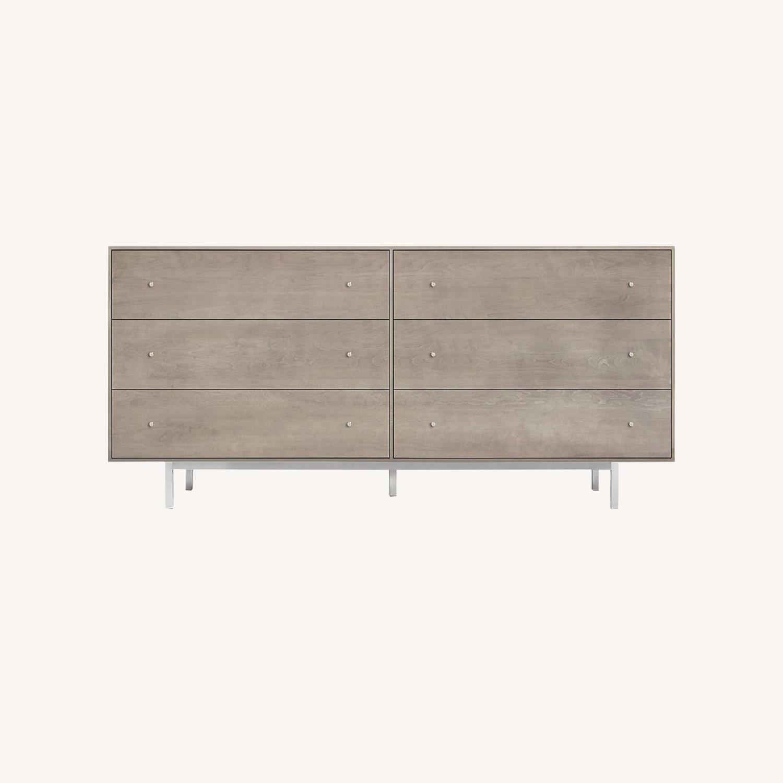 Room&Board Hudson Dresser with Steel Base - image-0
