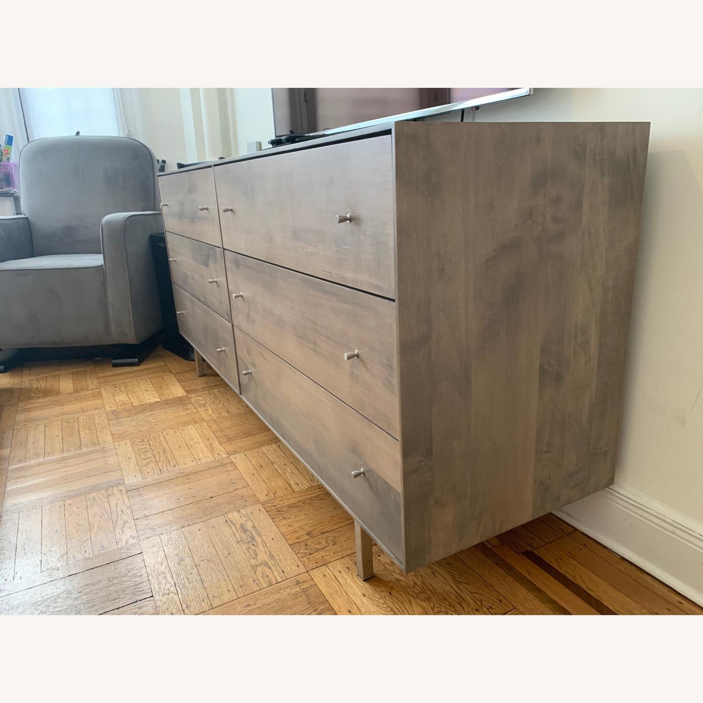Room&Board Hudson Dresser with Steel Base - image-3