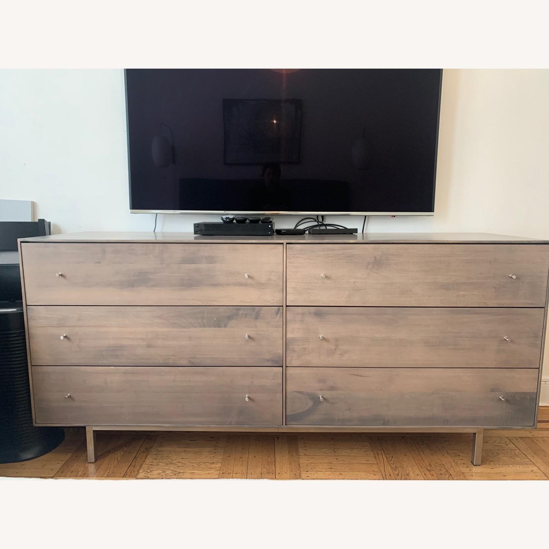 Room&Board Hudson Dresser with Steel Base - image-2