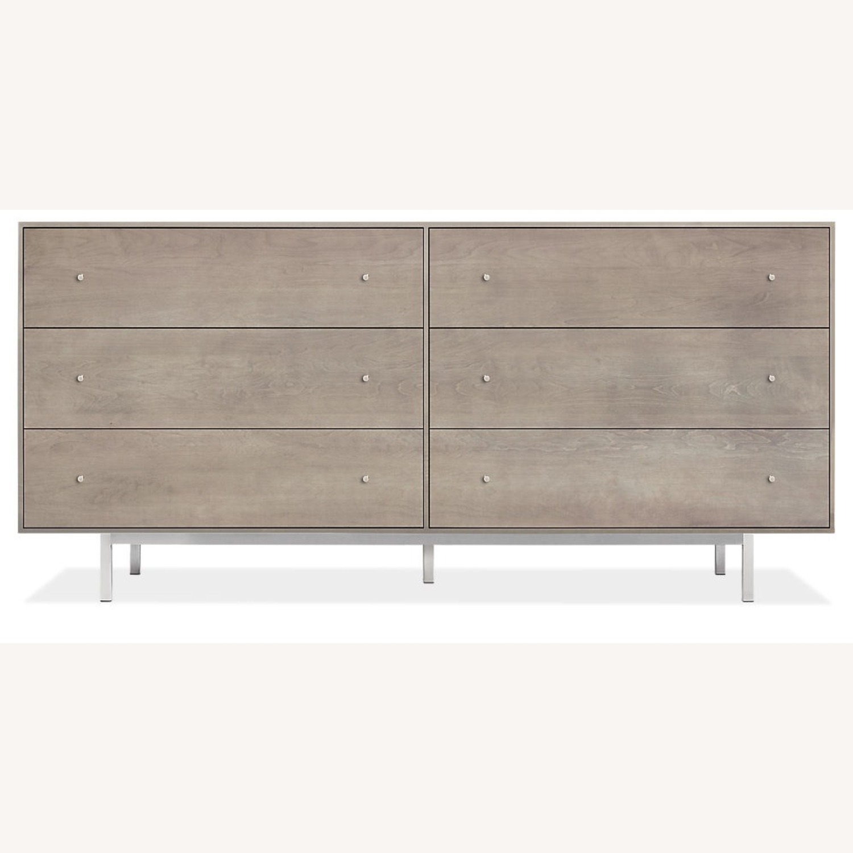Room&Board Hudson Dresser with Steel Base - image-1
