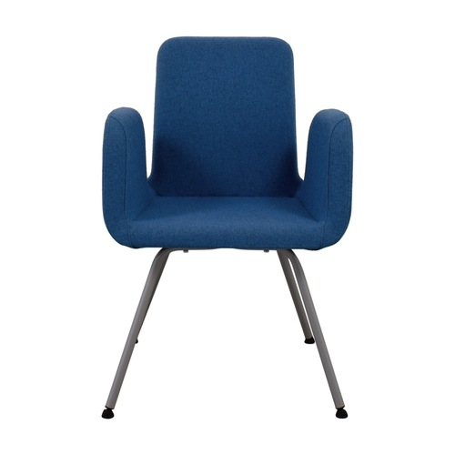 Used Modern Blue Accent or Office Chair for sale on AptDeco