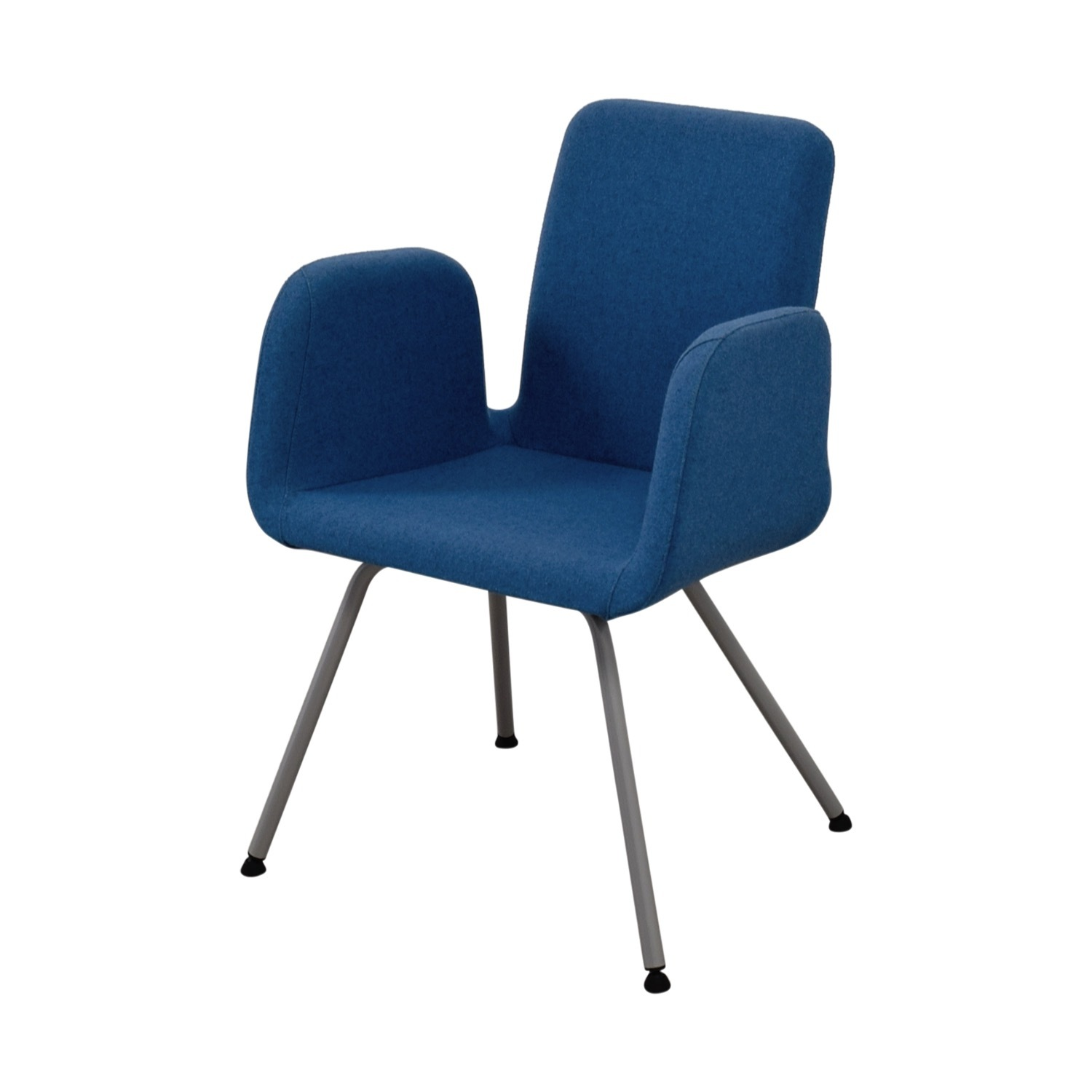 Modern Blue Accent or Office Chair