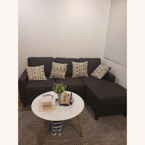Used Bob's Discount  Malibu Chofa Sectional Sofa for sale on AptDeco