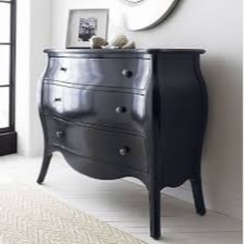 Used Crate & Barrel  Bombe Chest of Drawers for sale on AptDeco