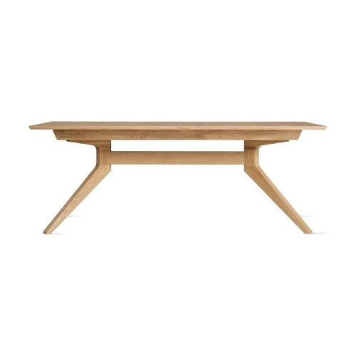 Used Design Within Reach Cross Extension Table in Oak for sale on AptDeco