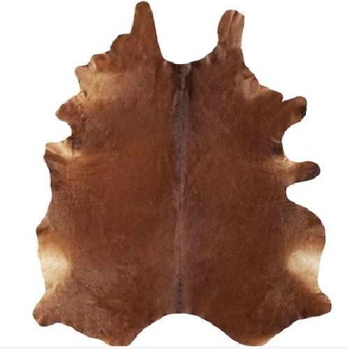 Used IKEA Cow Hide Rug for sale on AptDeco