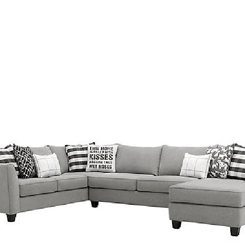 Used Raymour & Flanigan Daina Sectional for sale on AptDeco