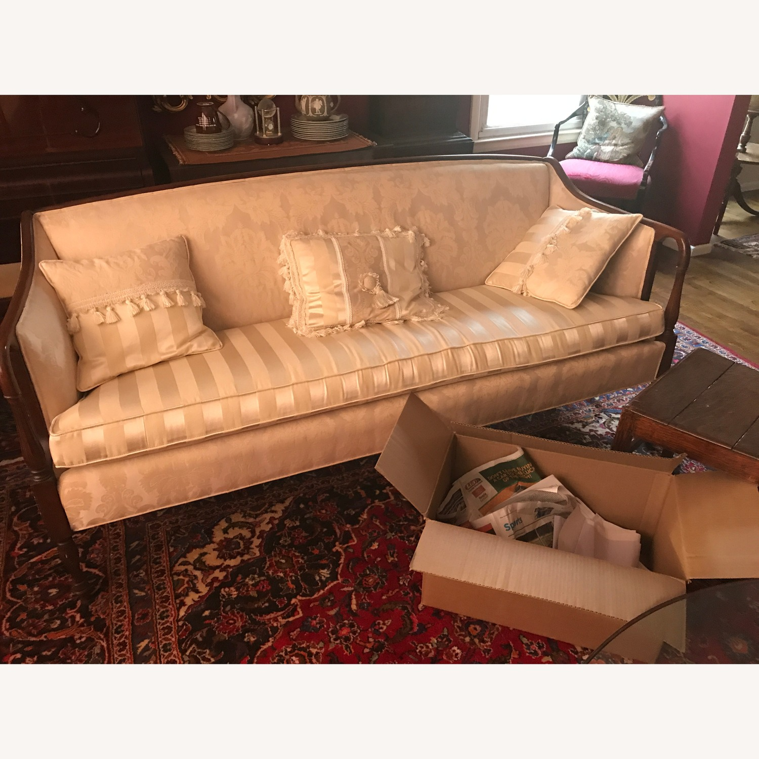 Antique Sofas - image-0