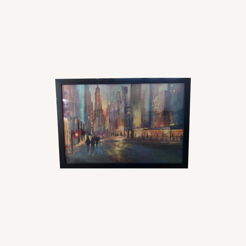 ZGallerie Cityscapes Framed Art - image-0