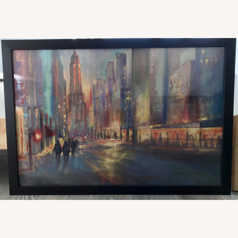 ZGallerie Cityscapes Framed Art - image-1
