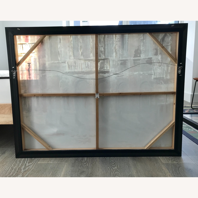 Bed Bath & Beyond Canal Framed Art Canvas - image-3