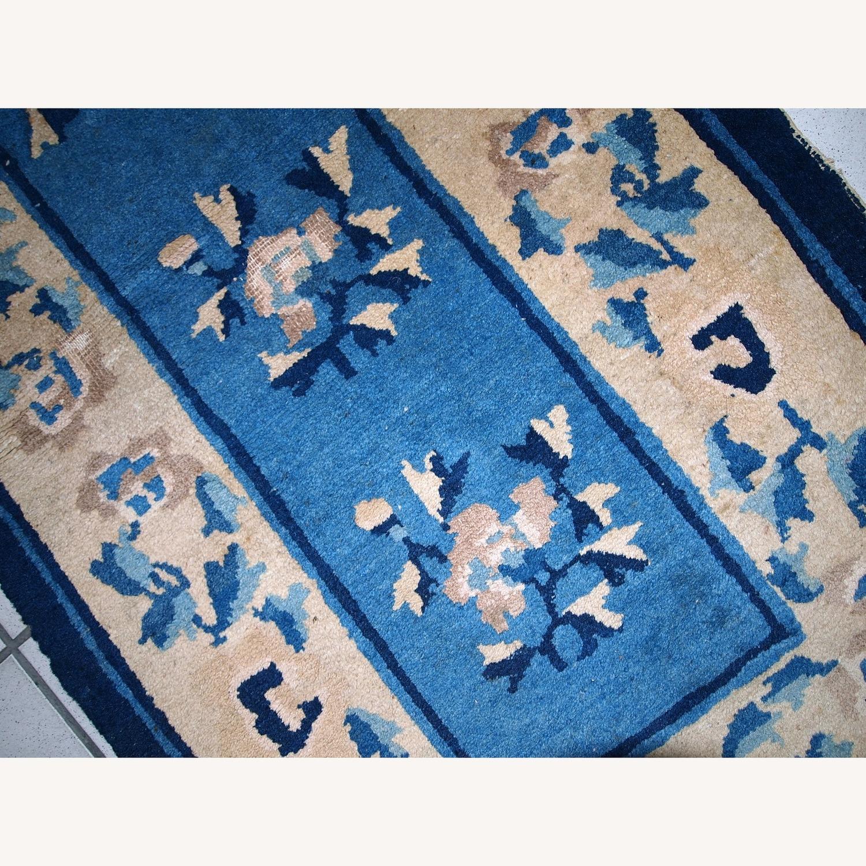 Handmade Antique Peking Chinese Rug - image-5