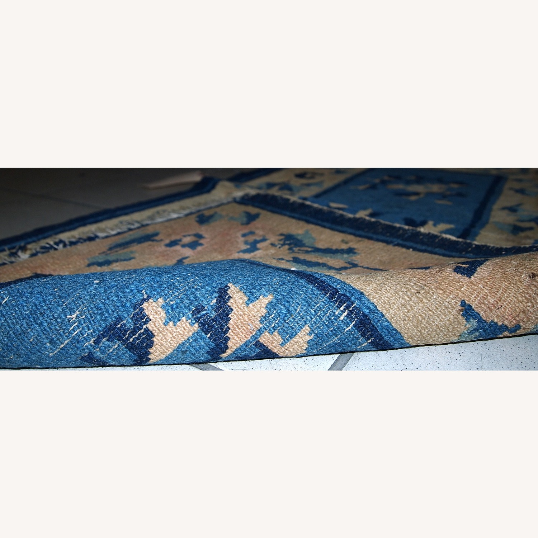 Handmade Antique Peking Chinese Rug - image-2