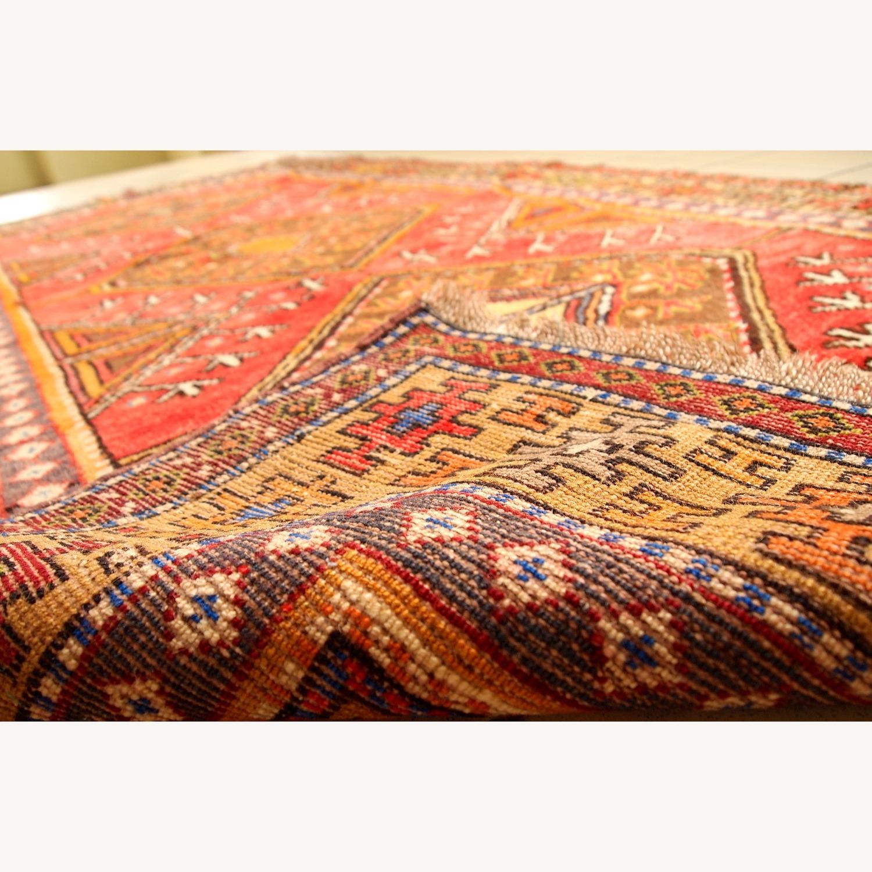 Hand made Antique Turkish Anatolian Rug - image-5