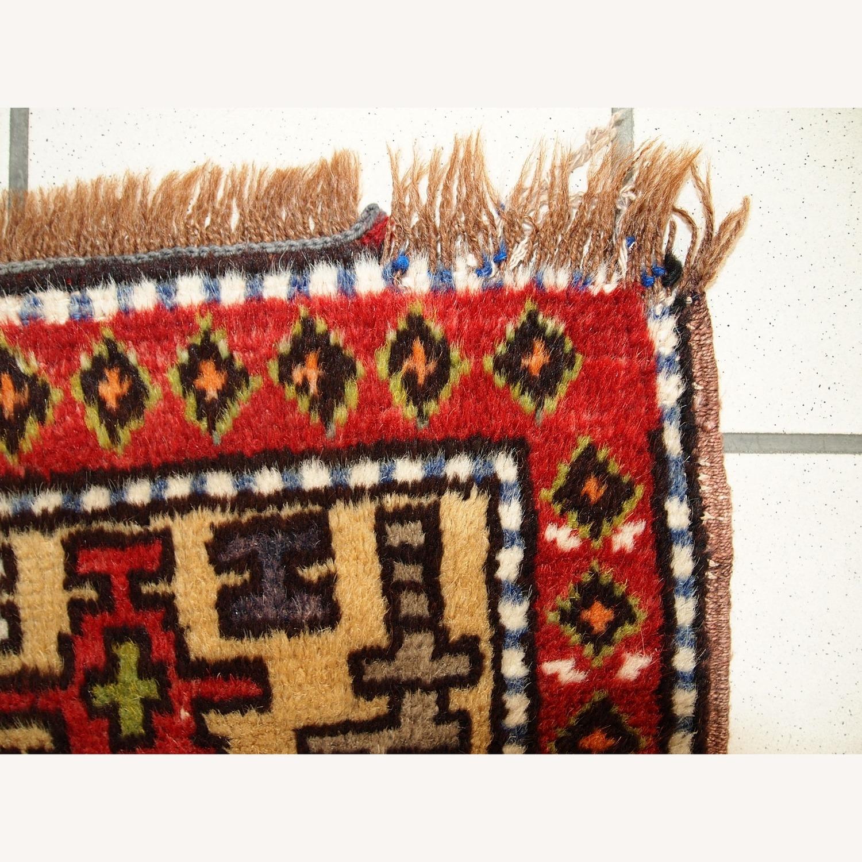 Hand made Antique Turkish Anatolian Rug - image-8