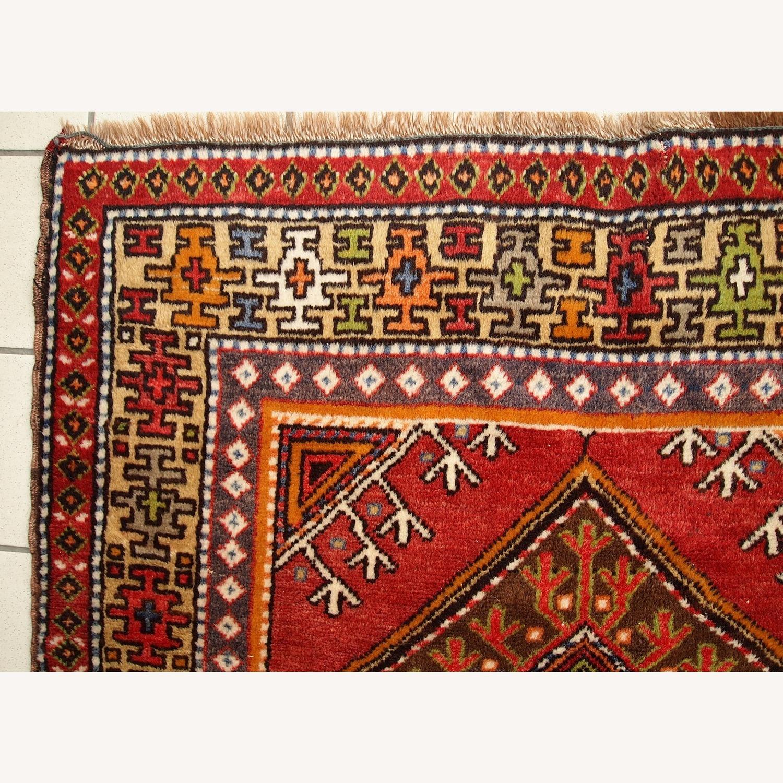 Hand made Antique Turkish Anatolian Rug - image-6