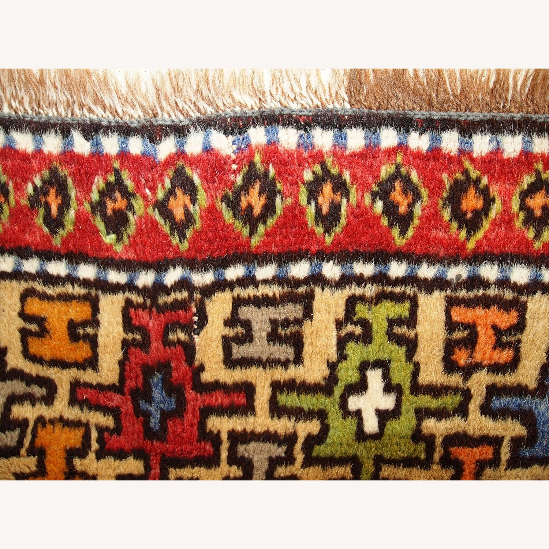 Hand made Antique Turkish Anatolian Rug - image-2