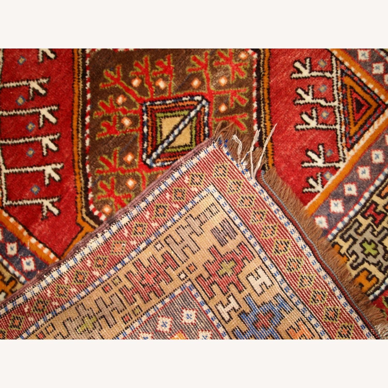 Hand made Antique Turkish Anatolian Rug - image-9