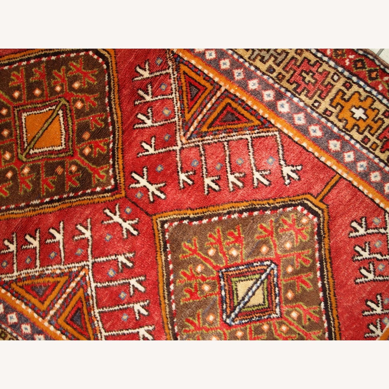Hand made Antique Turkish Anatolian Rug - image-7
