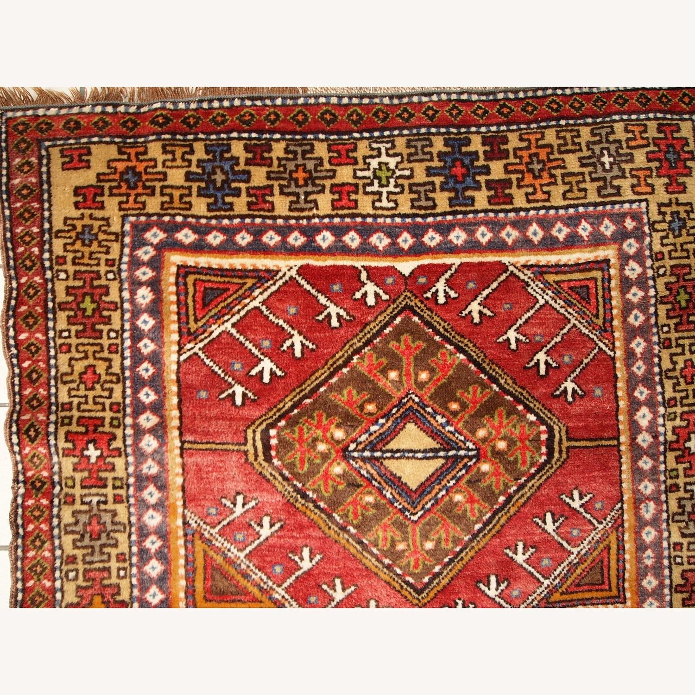 Hand made Antique Turkish Anatolian Rug - image-10