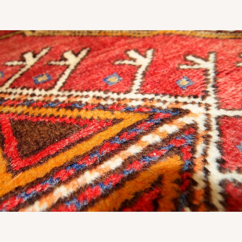 Hand made Antique Turkish Anatolian Rug - image-12