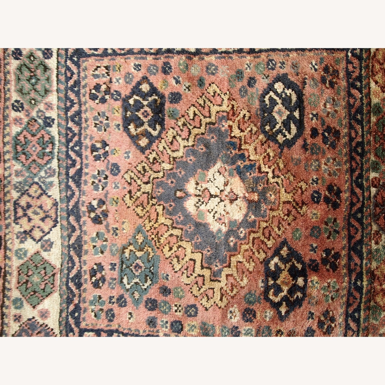 Handmade Antique Persian Kurdish Bag Face - image-6